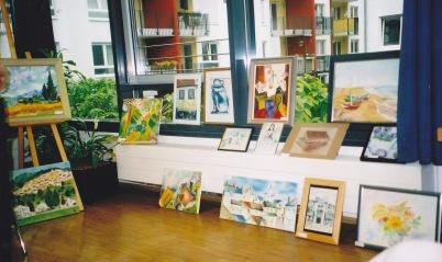 Frankfurt, workshop exibition
